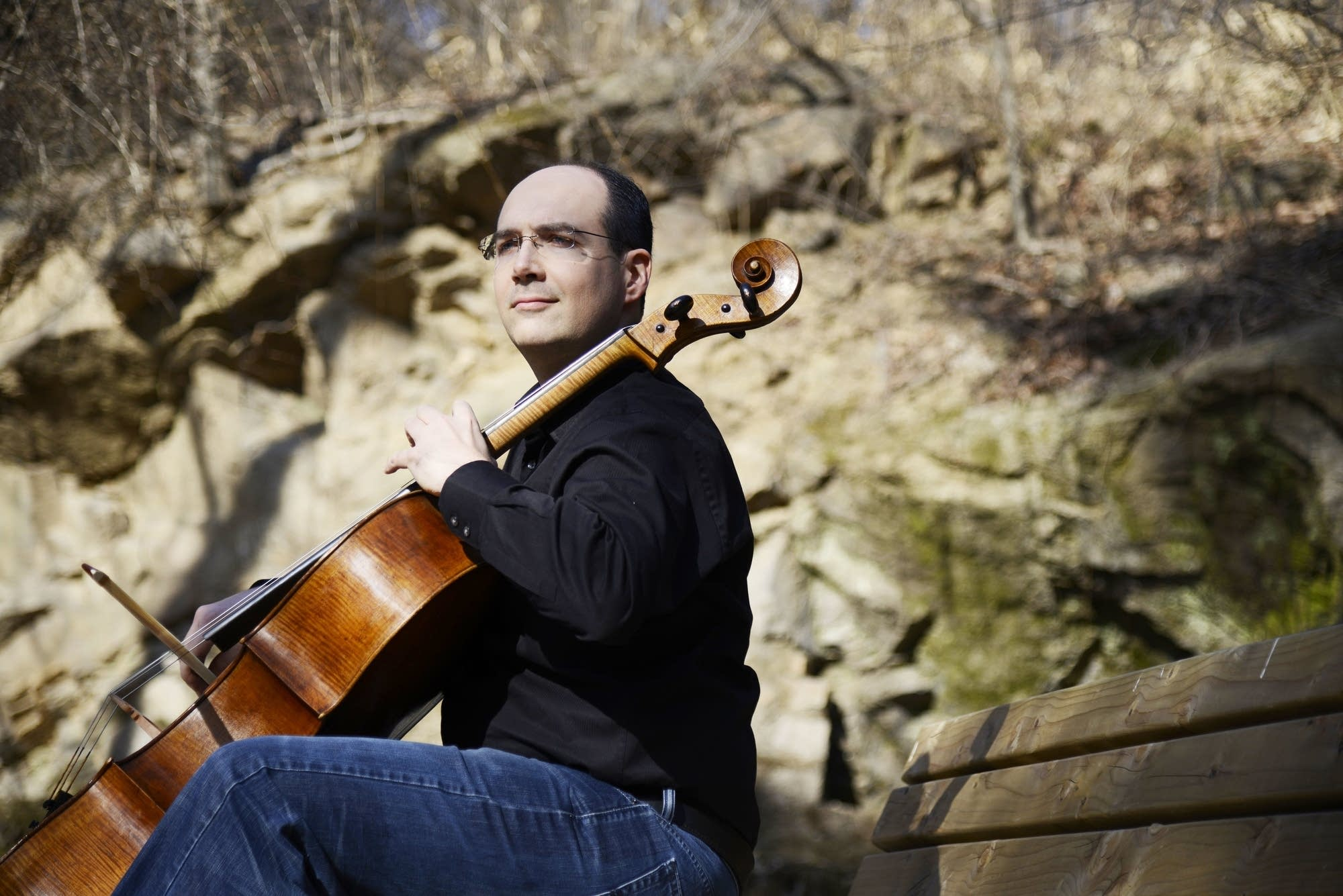 Cellist Mark Kosower