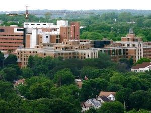 Mayo Clinic campus