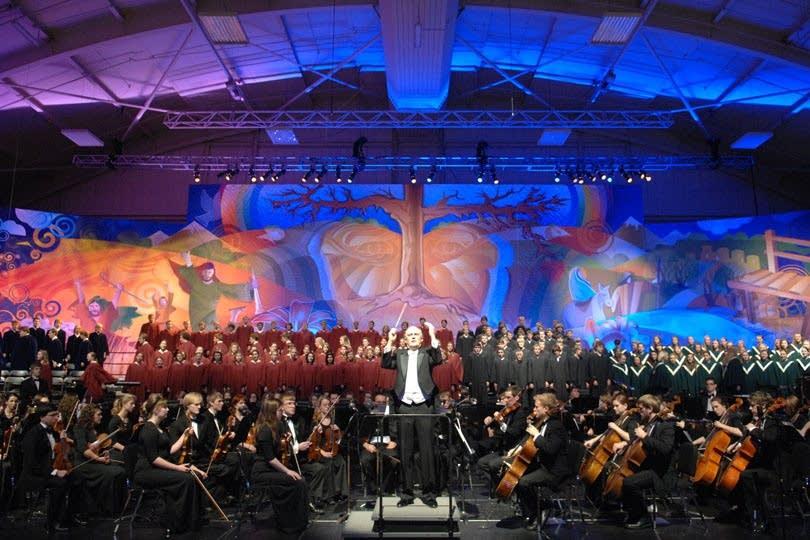 Concordia College, Moorhead Christmas Concert
