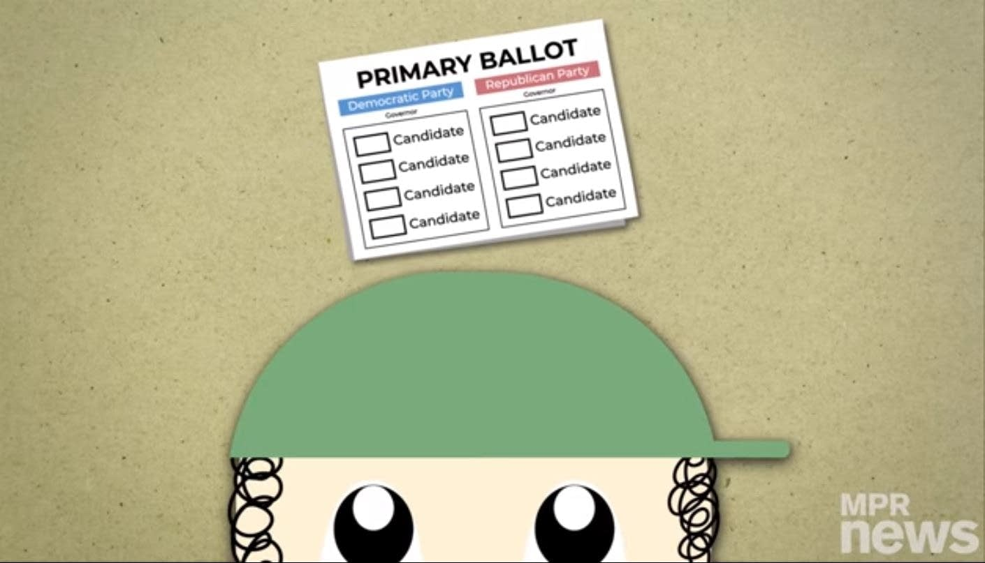 MPR News explains the primary election.
