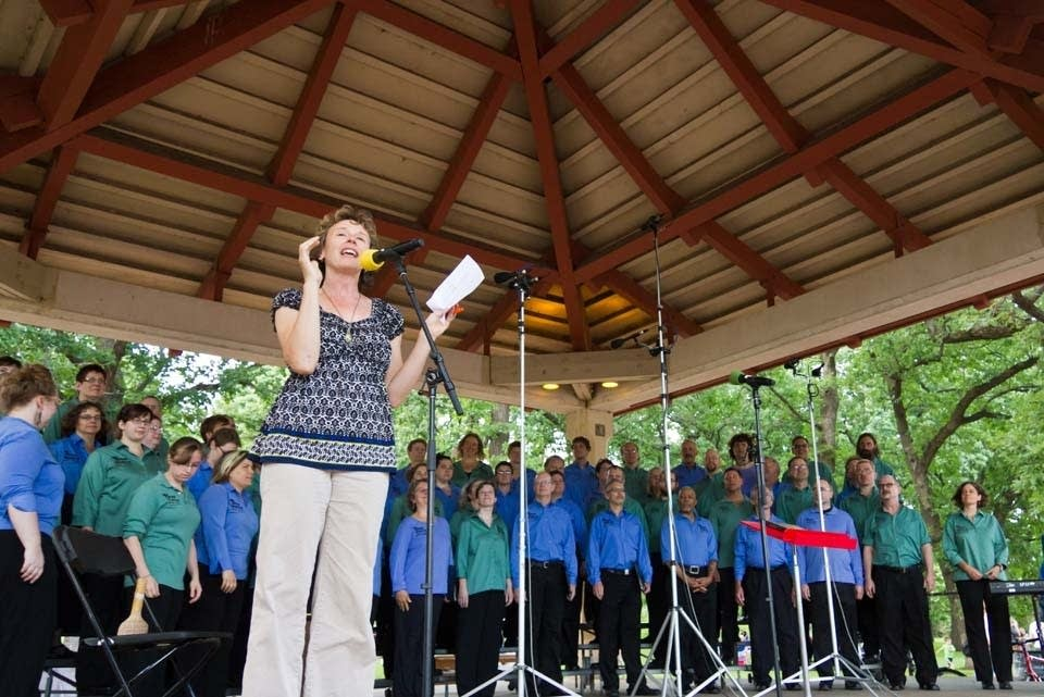 Harmony in the Park 2012