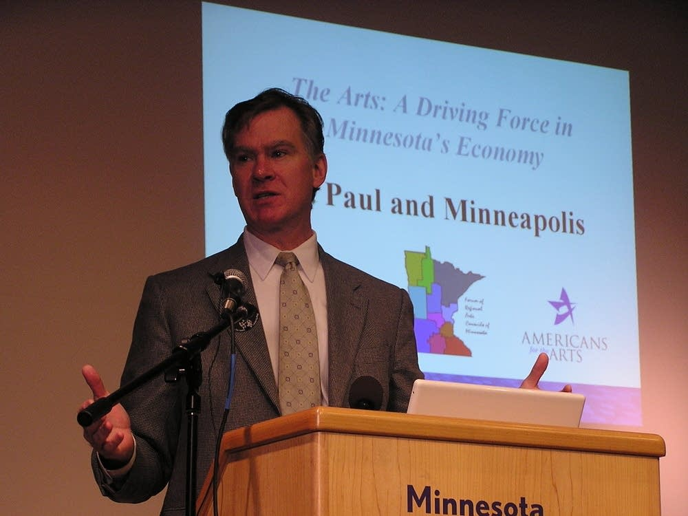 St. Paul Mayor Chris Coleman