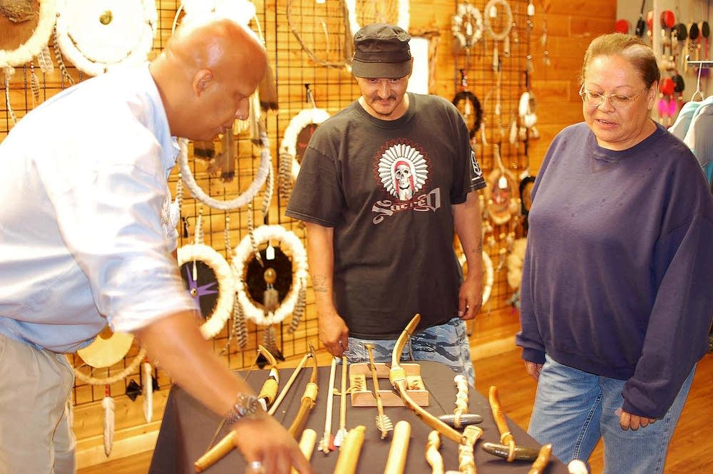 Ojibwe Traders Gift Shop