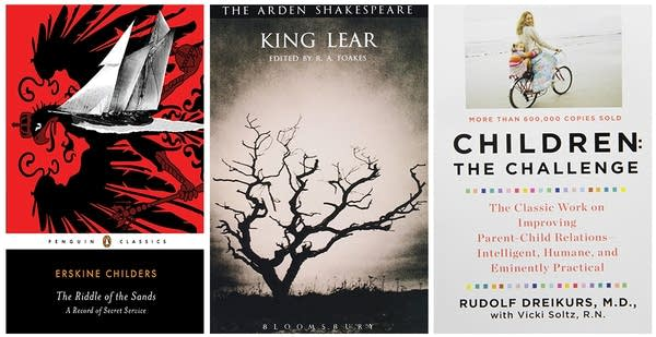 Recommendations from Sixth Chamber Used Books