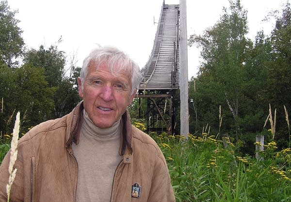Former Olympic skier George Hovland