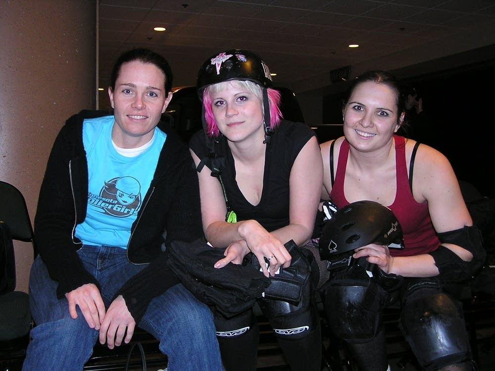 Minnesota's RollerGirls