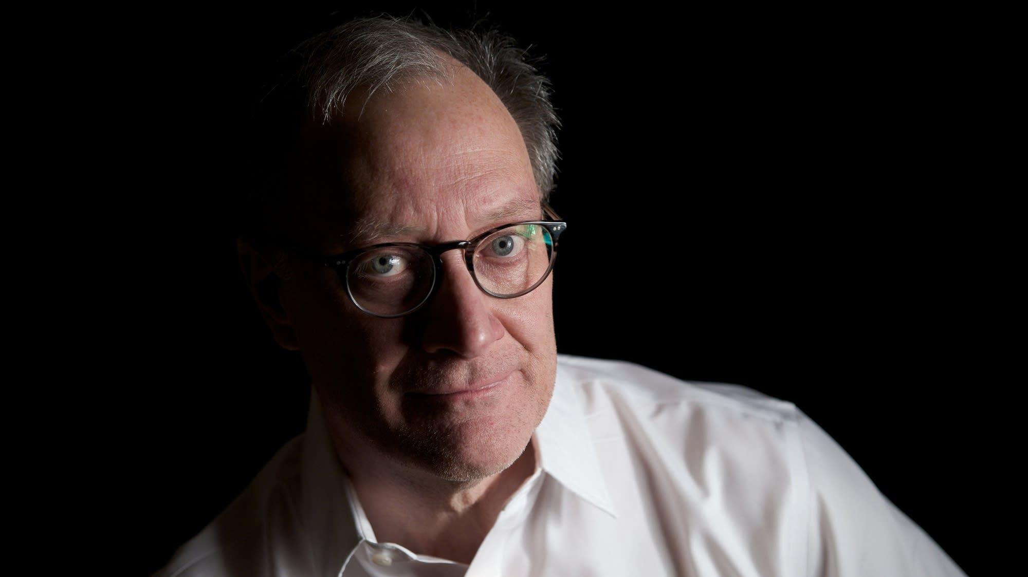 Australian composer Douglas Knehans.