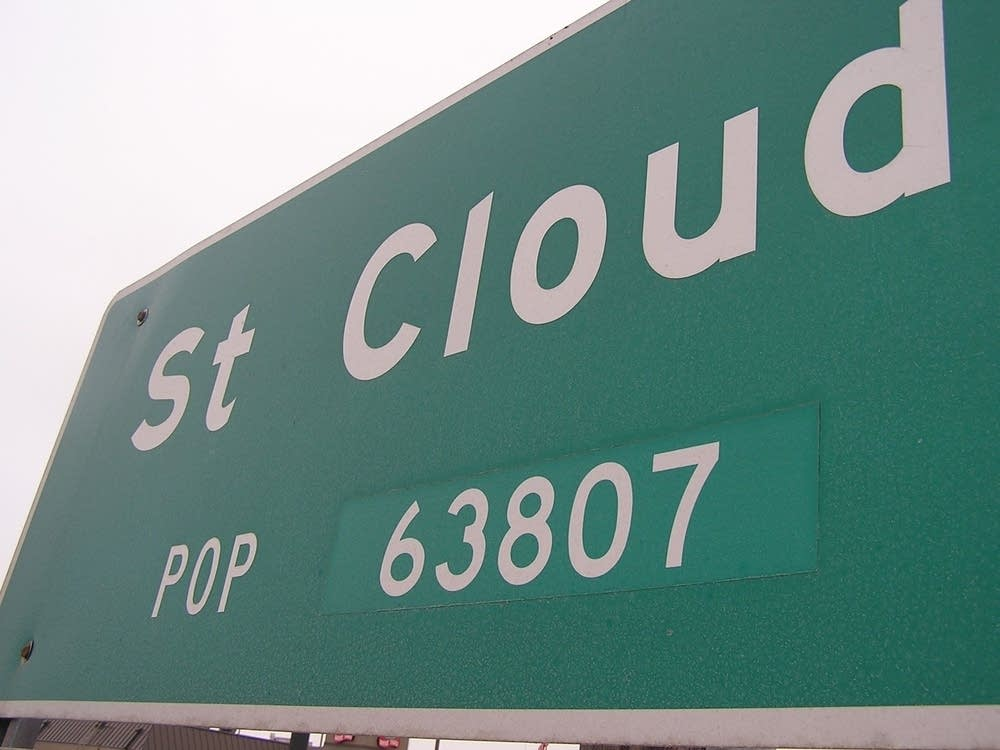 St. Cloud sign