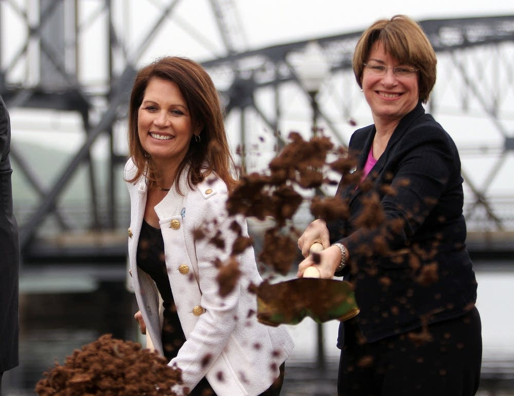 Bachmann and Klobuchar