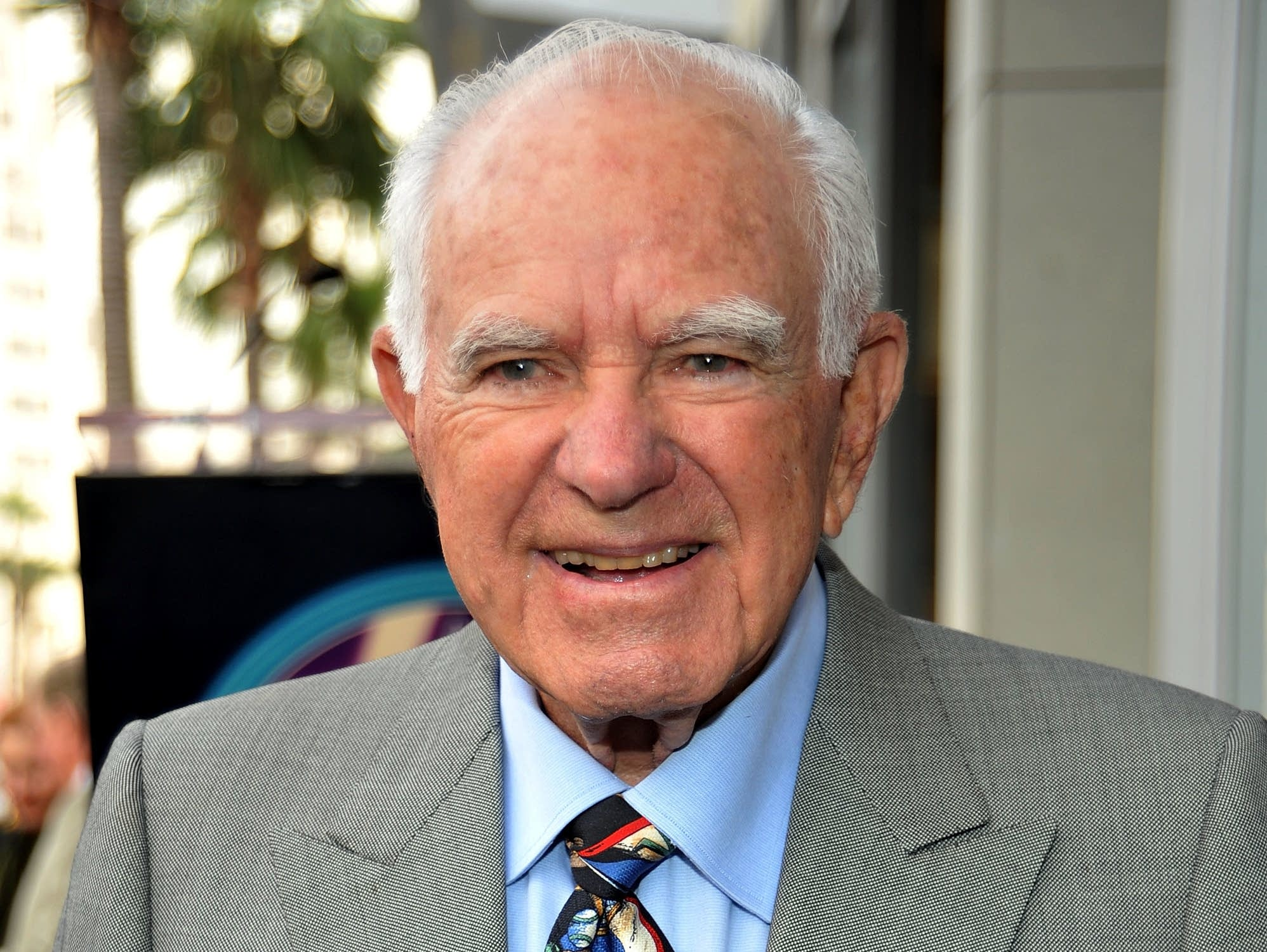 Judge Joseph A. Wapner Honored On The Hollywood Walk Of Fame