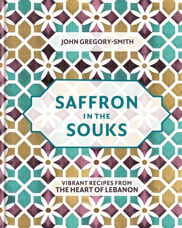 Saffron in the Souks book cover