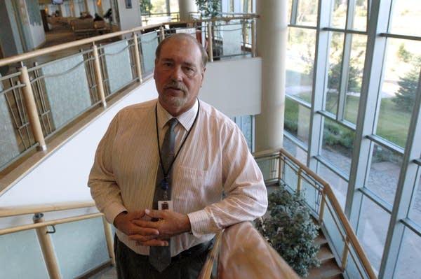 Lakewood Hospital's President Tim Rice