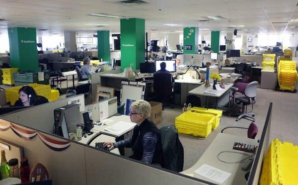 Star Tribune newsroom