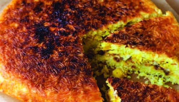 Persian Shepherd's Pie