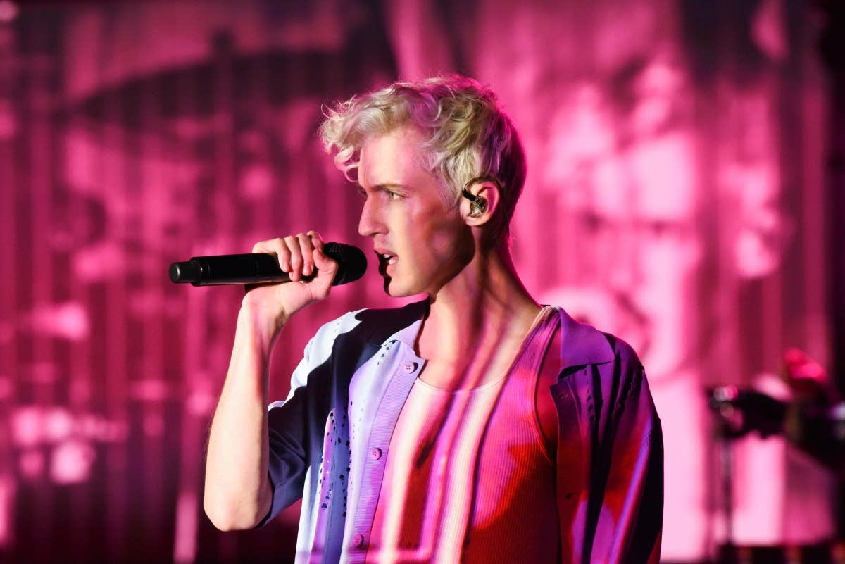 Troye Sivan on 'The Late Show with Stephen Colbert'