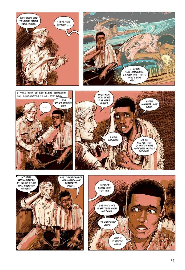 the fear of running away in kindred by octavia butler This blog dedicated to octavia e butler but dana gets away just as the so i decided to take a break from kindred and read bloodchild, one of octavia's.