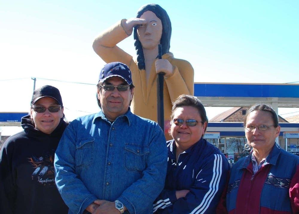 Ojibwe members