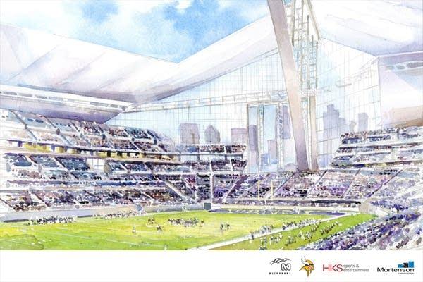 Metrodome proposal