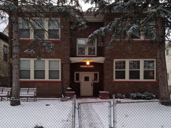 Kateri Residence provides transitional housing for Native American women.