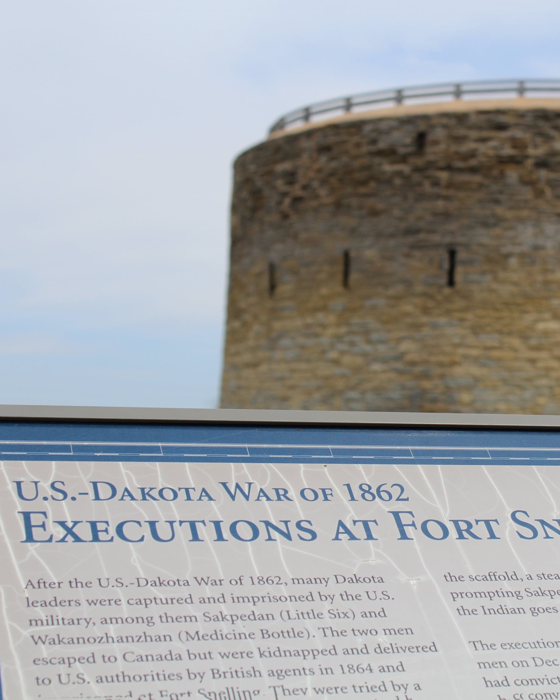 Dakota aim to reclaim Fort Snelling and its difficult history | MPR News