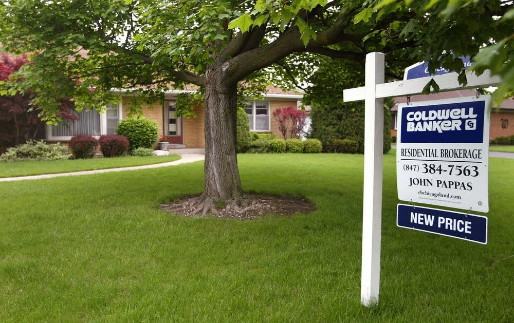 Coldwell Banker Burnet is holding a house sale