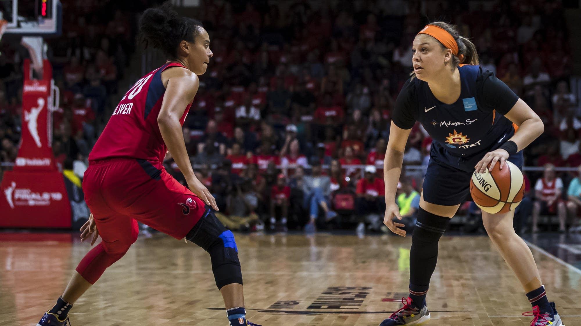 Ex-Gophers hoops star Banham set to join Minnesota Lynx
