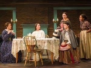 Jungle Theater's 'Little Women.'