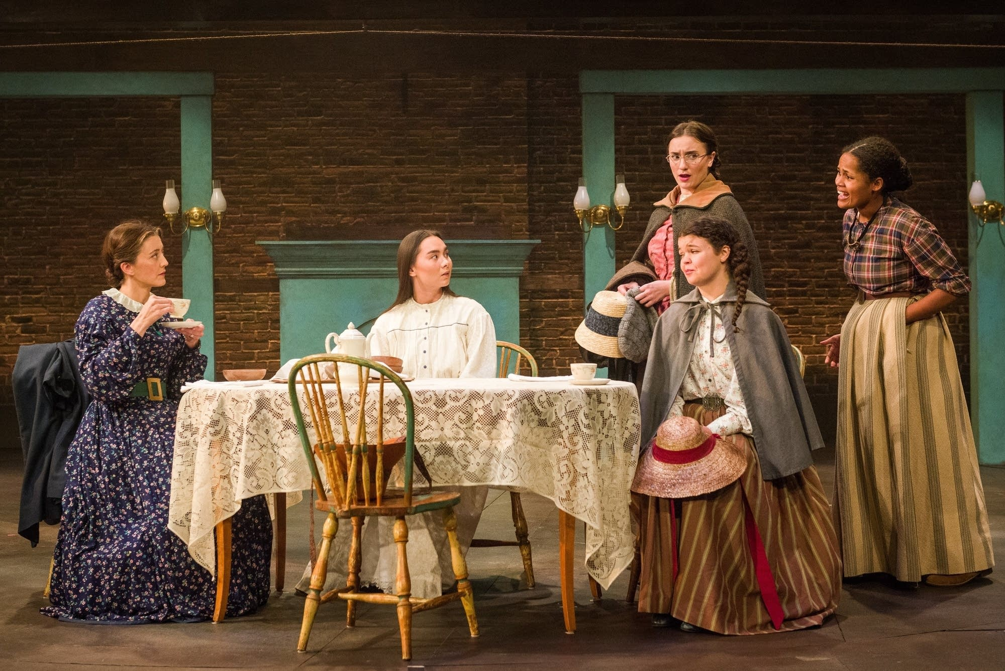 Jungle Theater's 'Little Women.'