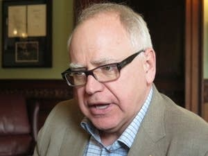 Minnesota Gov. Tim Walz