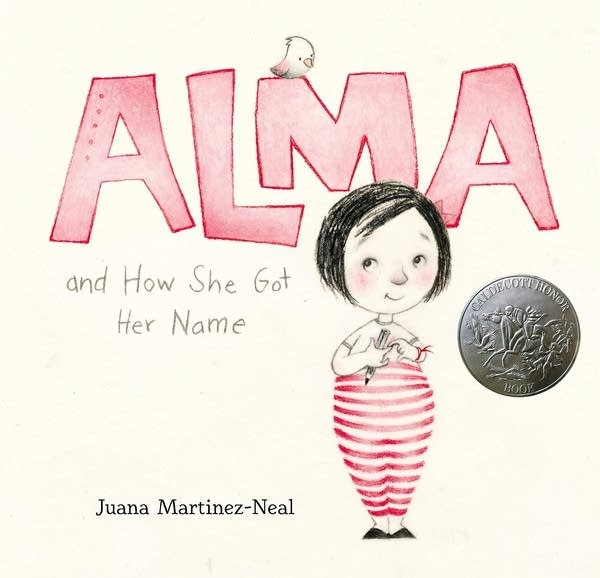 Julie's Library: Alma