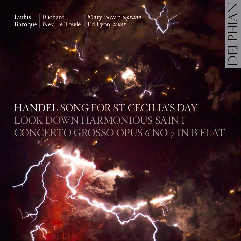 Handel: Song for St. Cecilia