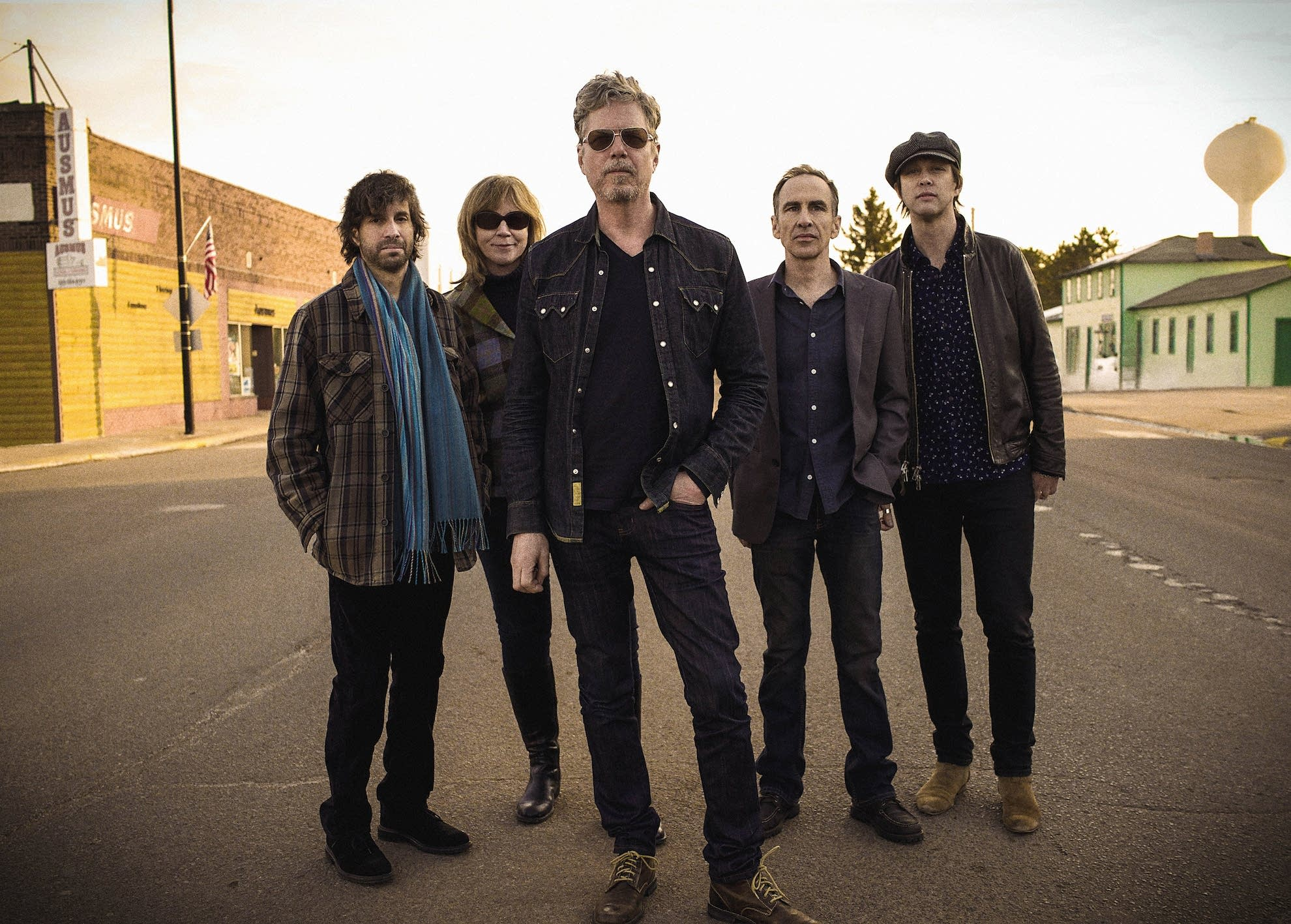 The Jayhawks 2018 press photo