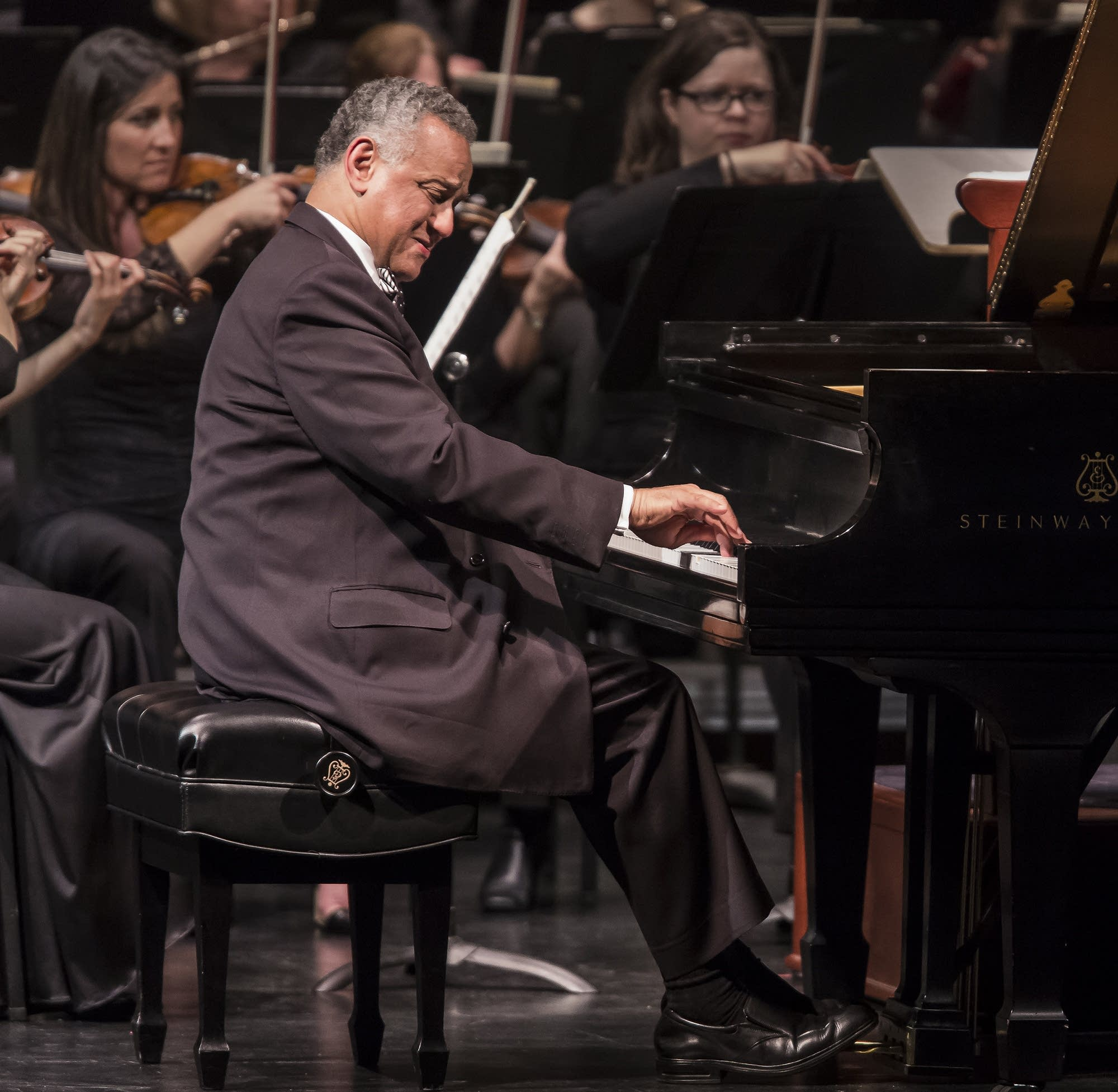 Pianist Andre Watts