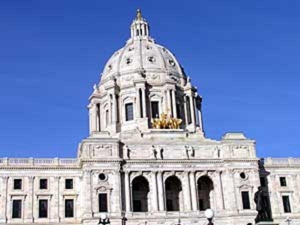 The Minnesota Capitol building