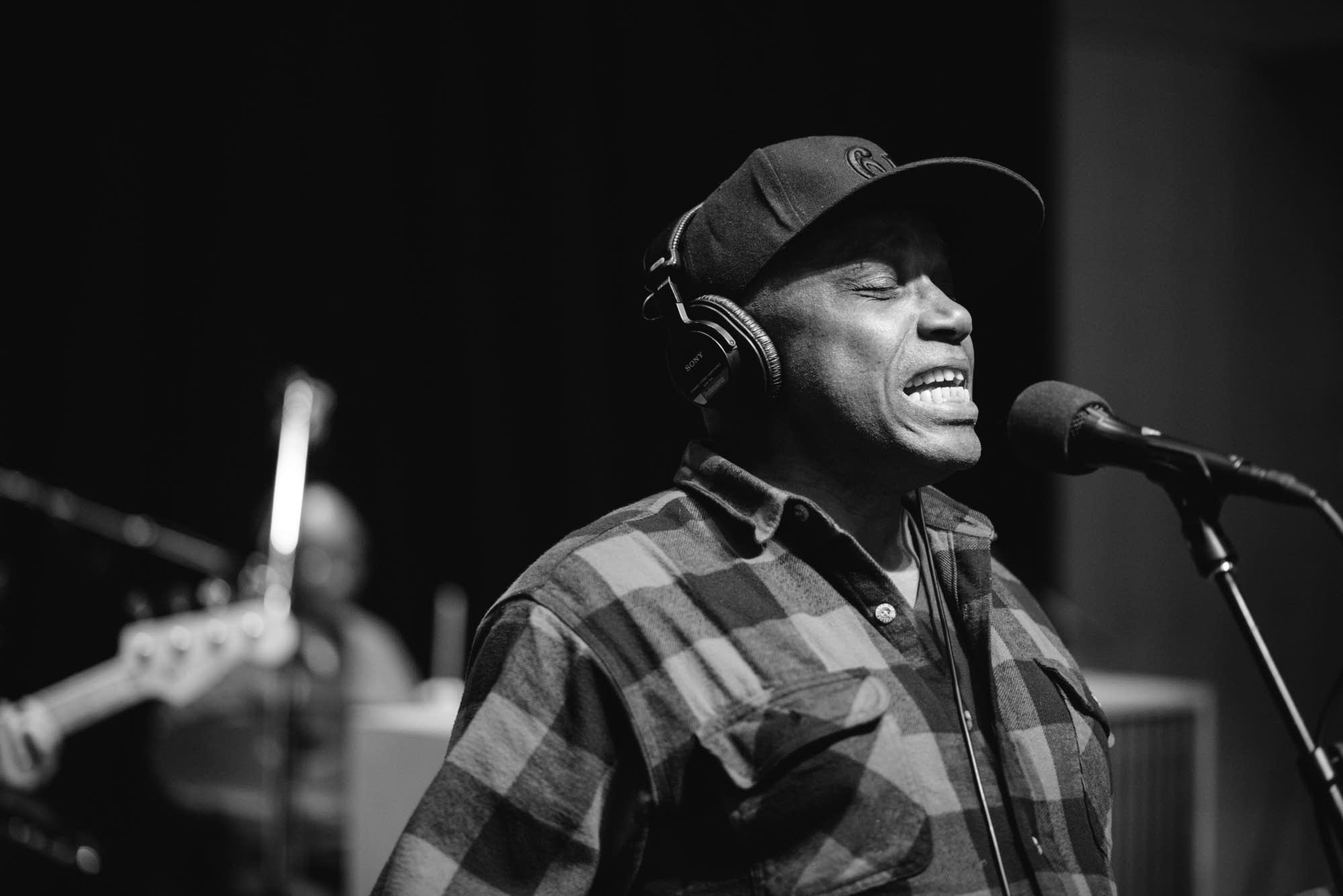 Sonny Knight performs at The Current