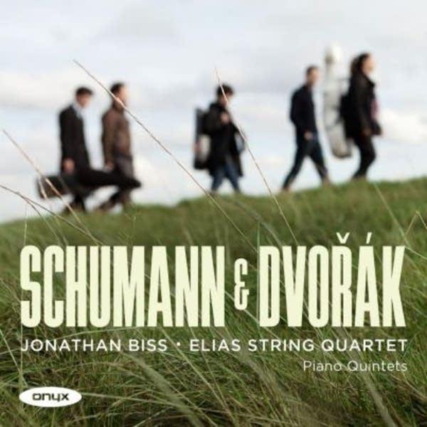 Jonathan Biss - Schumann and Dvorak