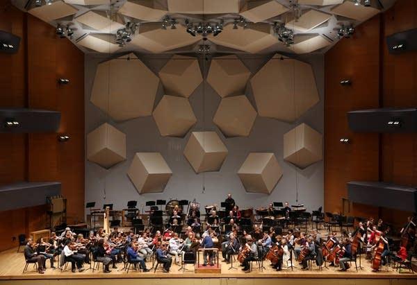 minnesota orchestra rehearsal