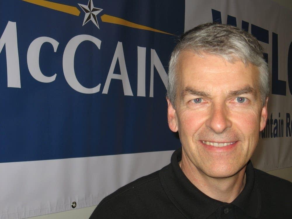 McCain campaign spokesman