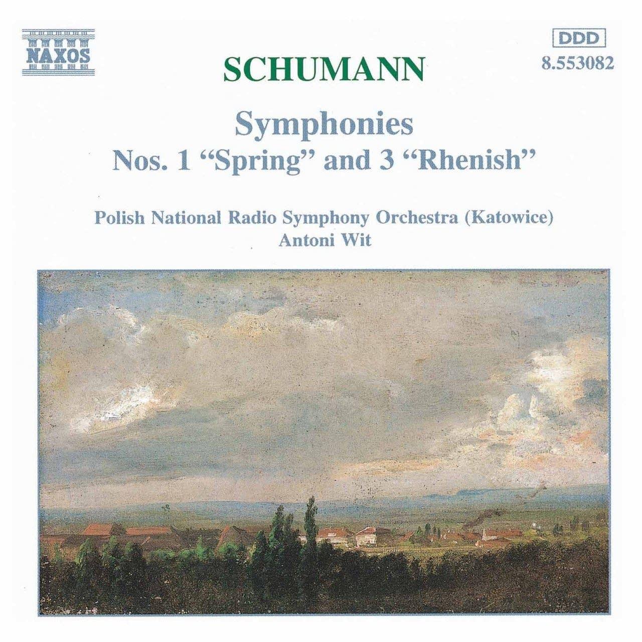Robert Schumann - Symphony No. 3
