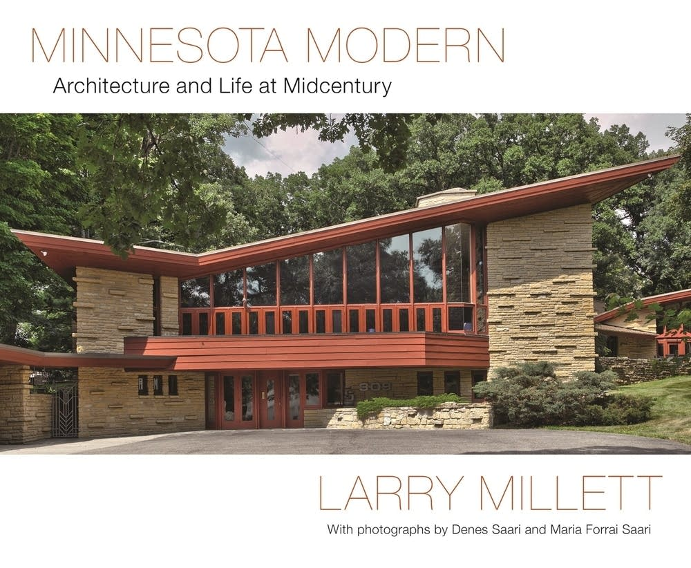 minnesota modern by larry millett - Mid Century Modern Homes