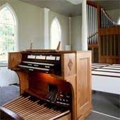 1982 Schantz at Portageville Chapel, NY