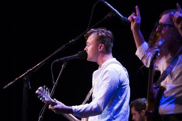 Parker Millsap performs at Ravinia Festival