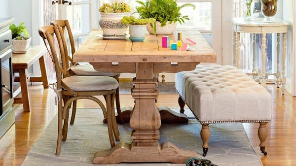 The table is key to making a kitchen work
