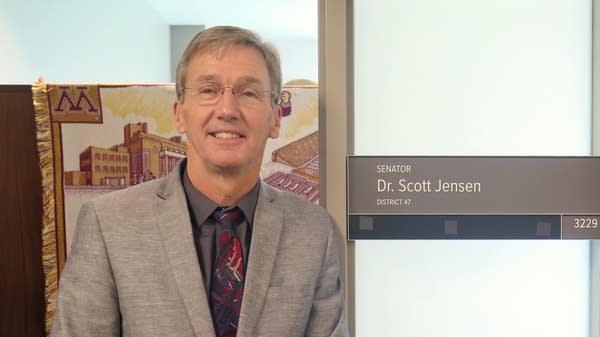 Sen. Scott Jensen, R-Chaska