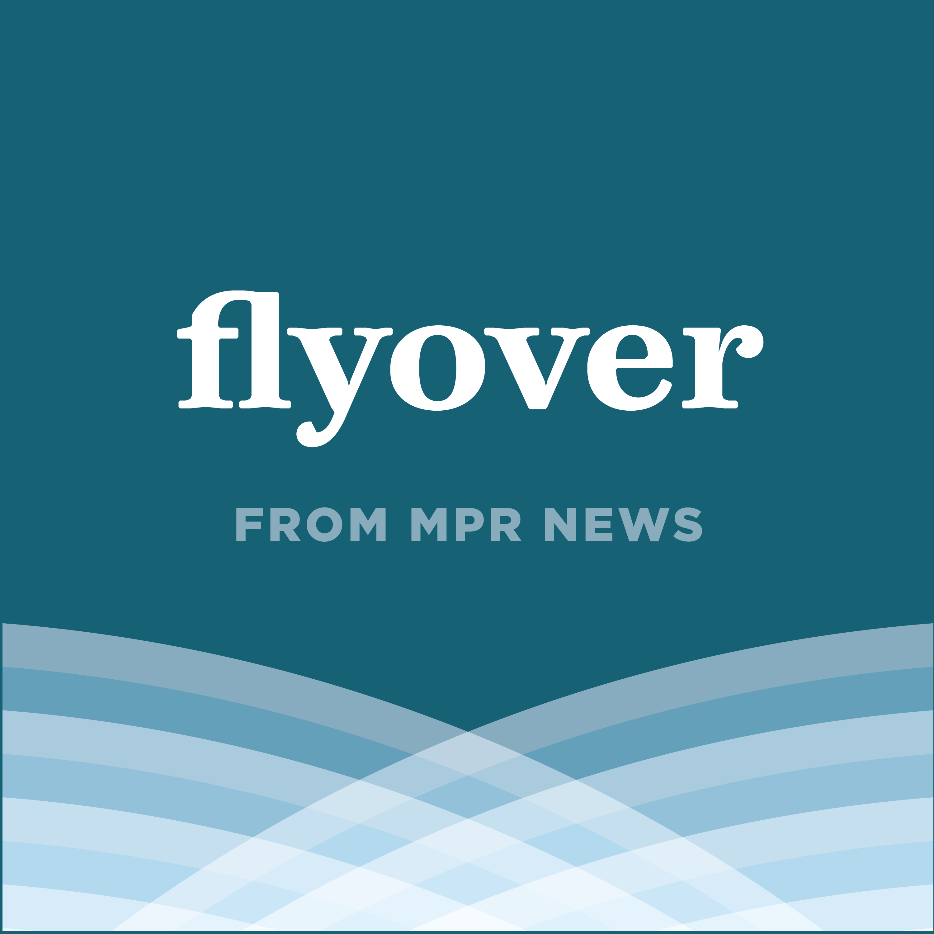 Flyover from MPR News