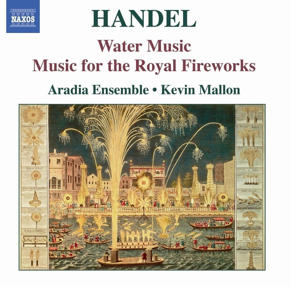 Daily Download: George Frideric Handel - Water Music: Suite No. 3 ...