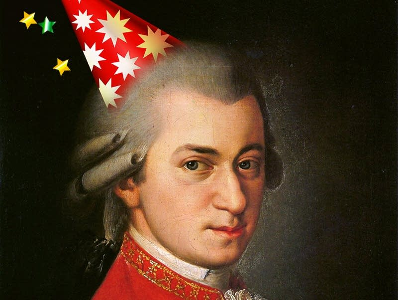 Mozart birthday