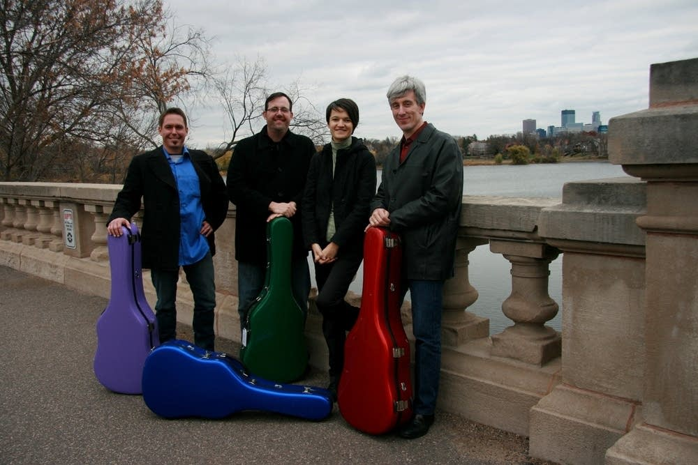 Minneapolis Guitar Quartet