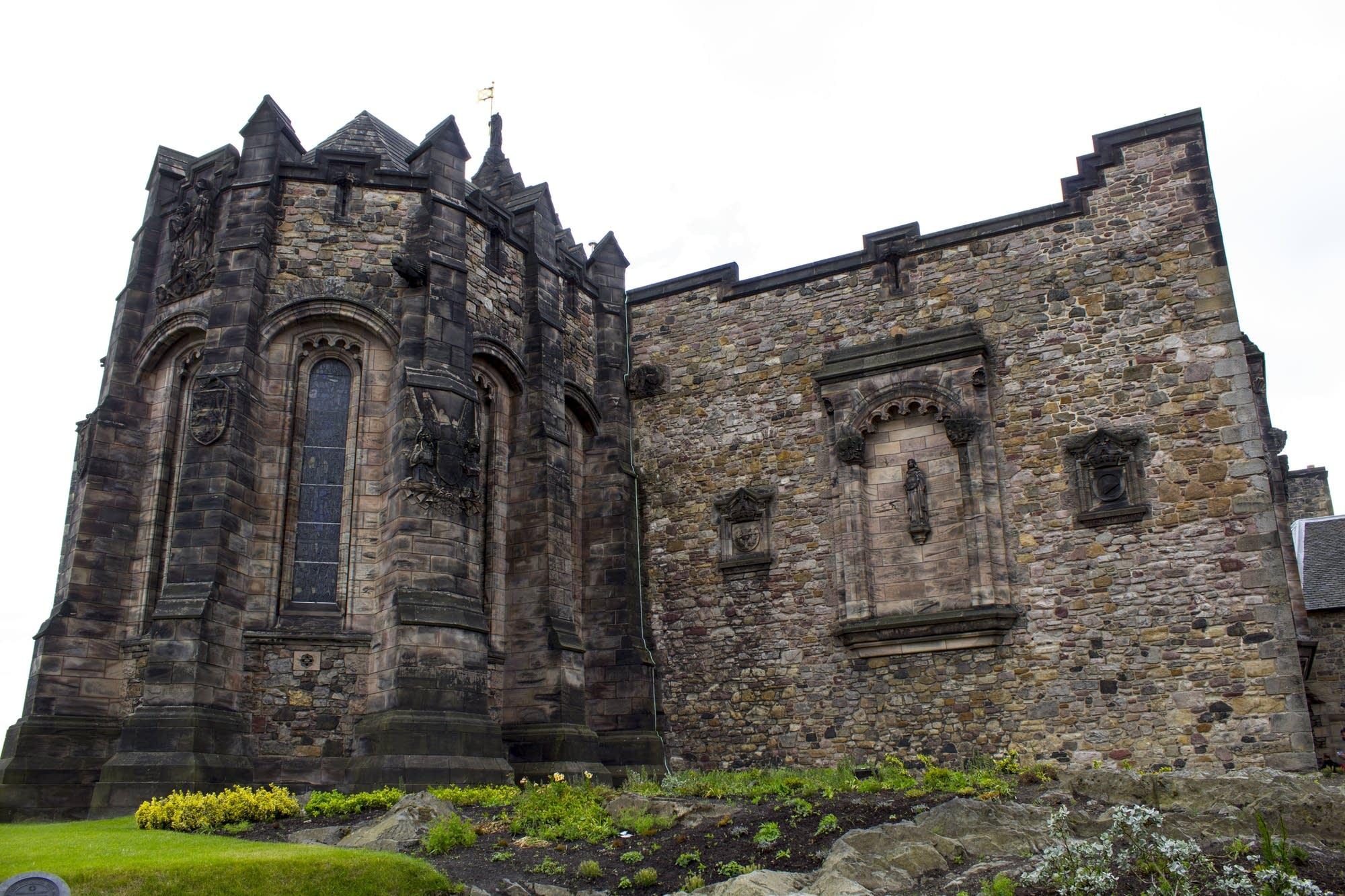 Edinburgh - 02 - Castle