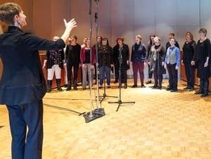 Her Voice Productions Encore ensemble